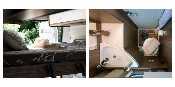 Furgoneta camper Carado CV 601 Clever+ Edition