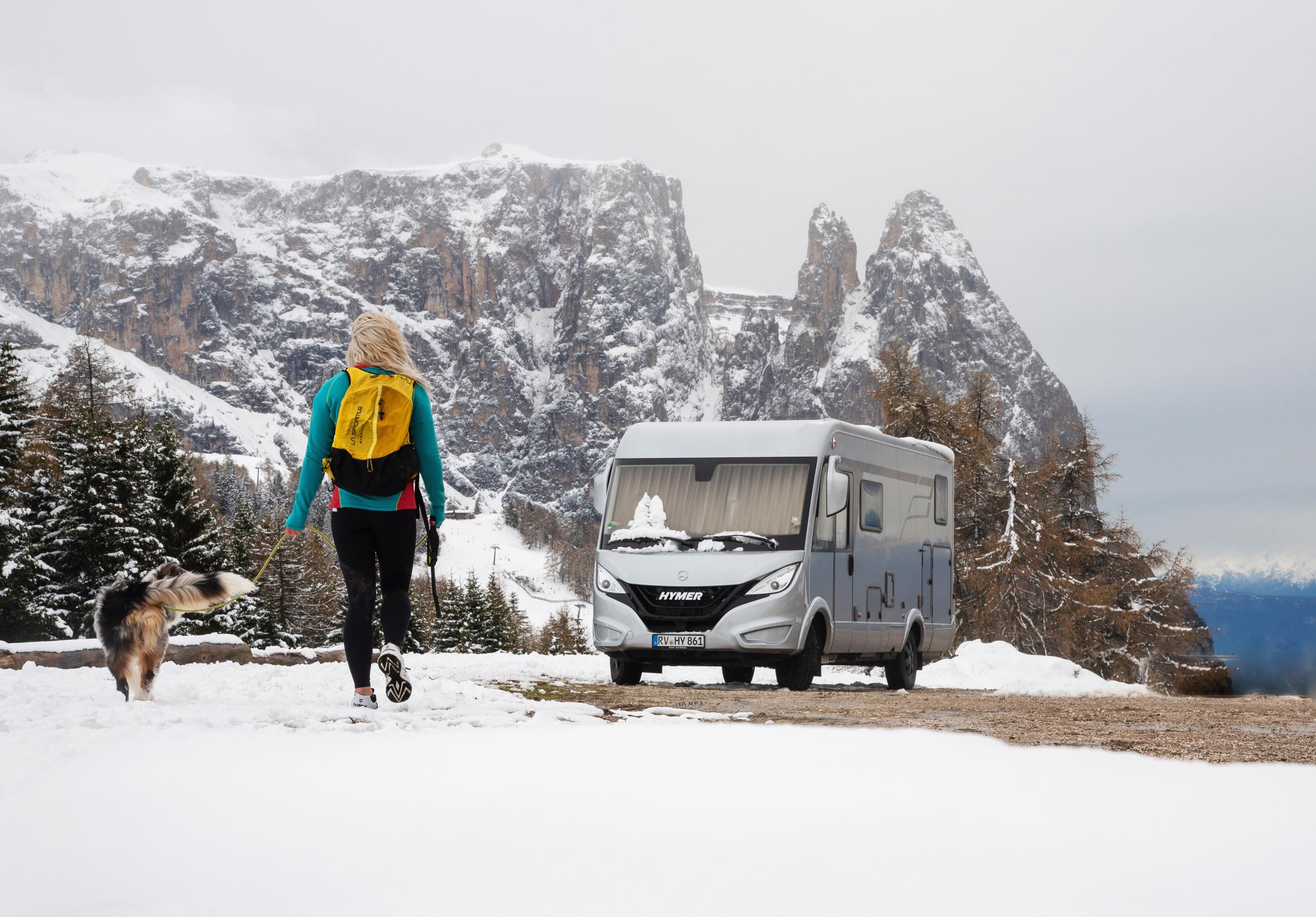 Nieve valles y esquí de fondo