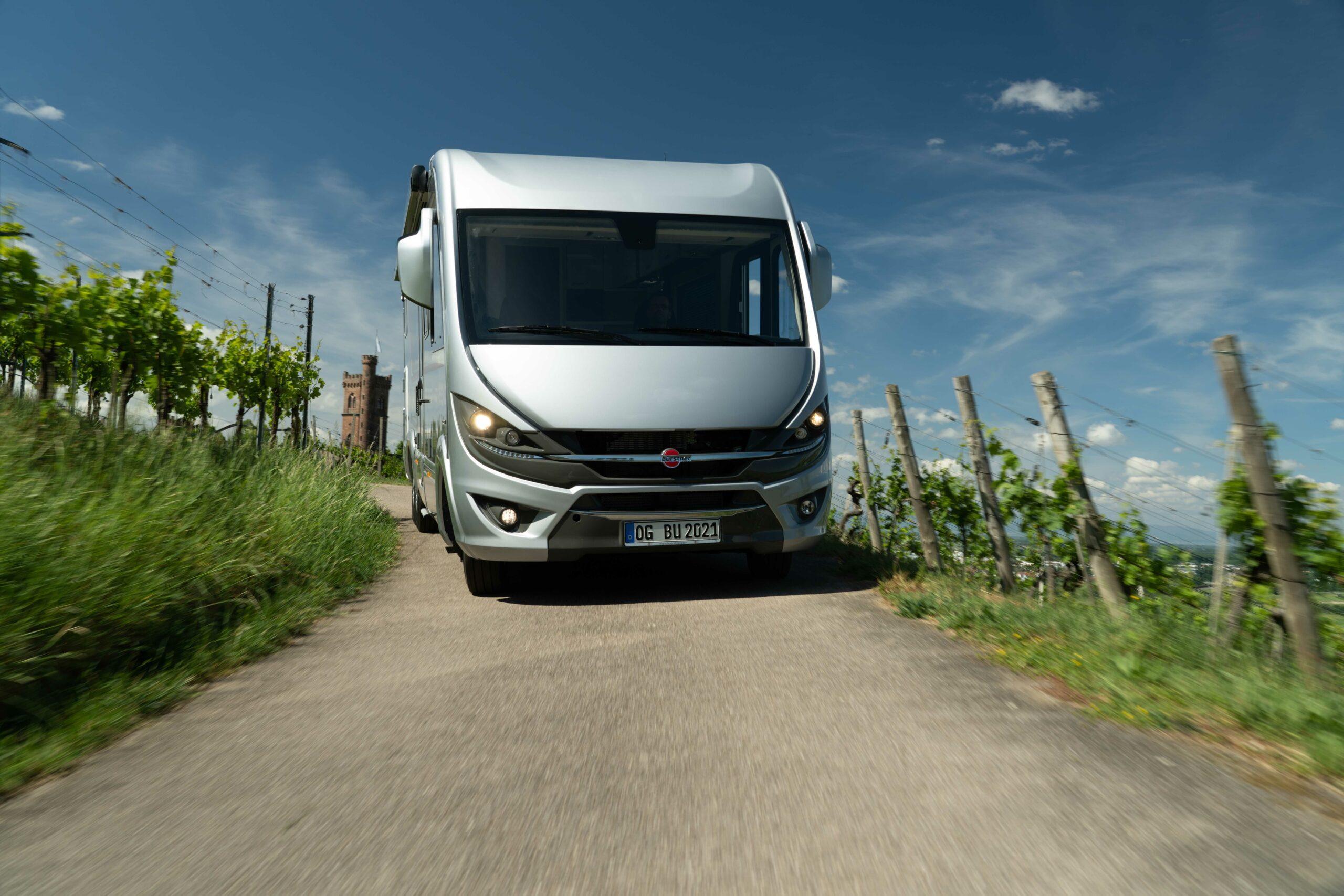 Ruta en autocaravana por el sur de Francia